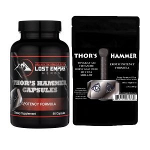 thors-hammer, 7 Natural Remedies to Improve Your Performance