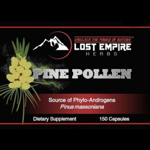 pine pollen, 7 Natural Remedies to Improve Your Performance