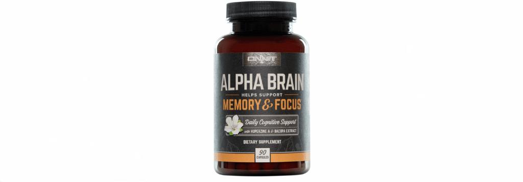 Alpha Brain Nootropic